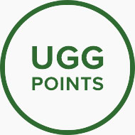 UGG Points Logo.